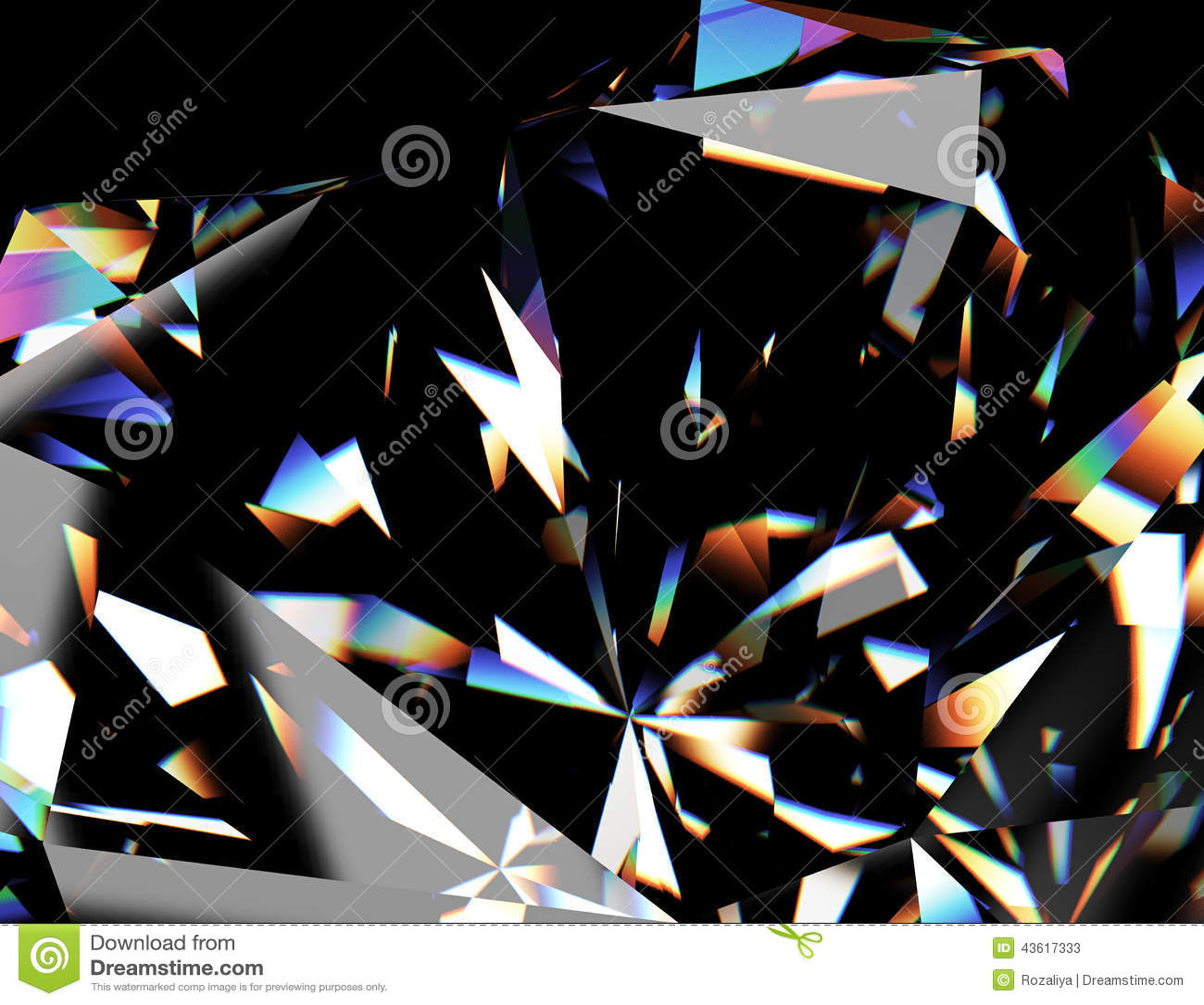 Achtergrond van juwelenhalfedelsteen
