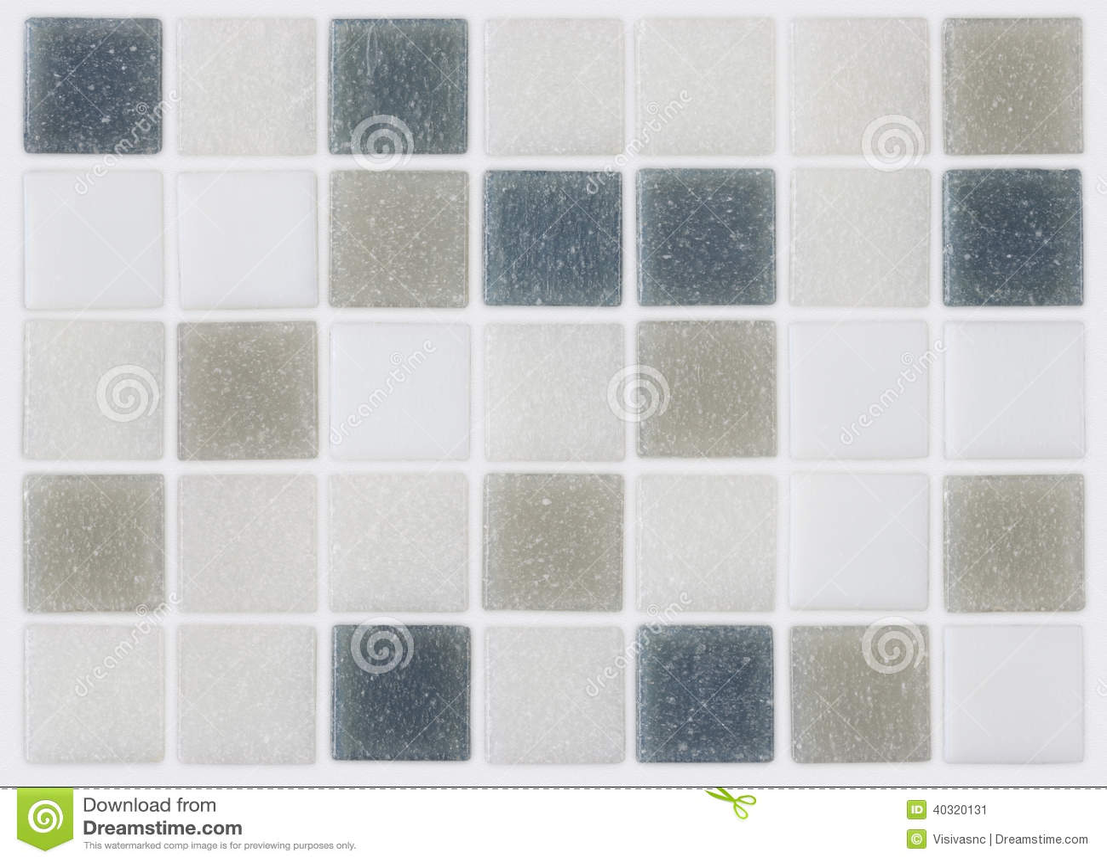 Achtergrond van moza ek grijze en blauwe tegels stock foto afbeelding 40320131 - Mozaiek en tegels ...