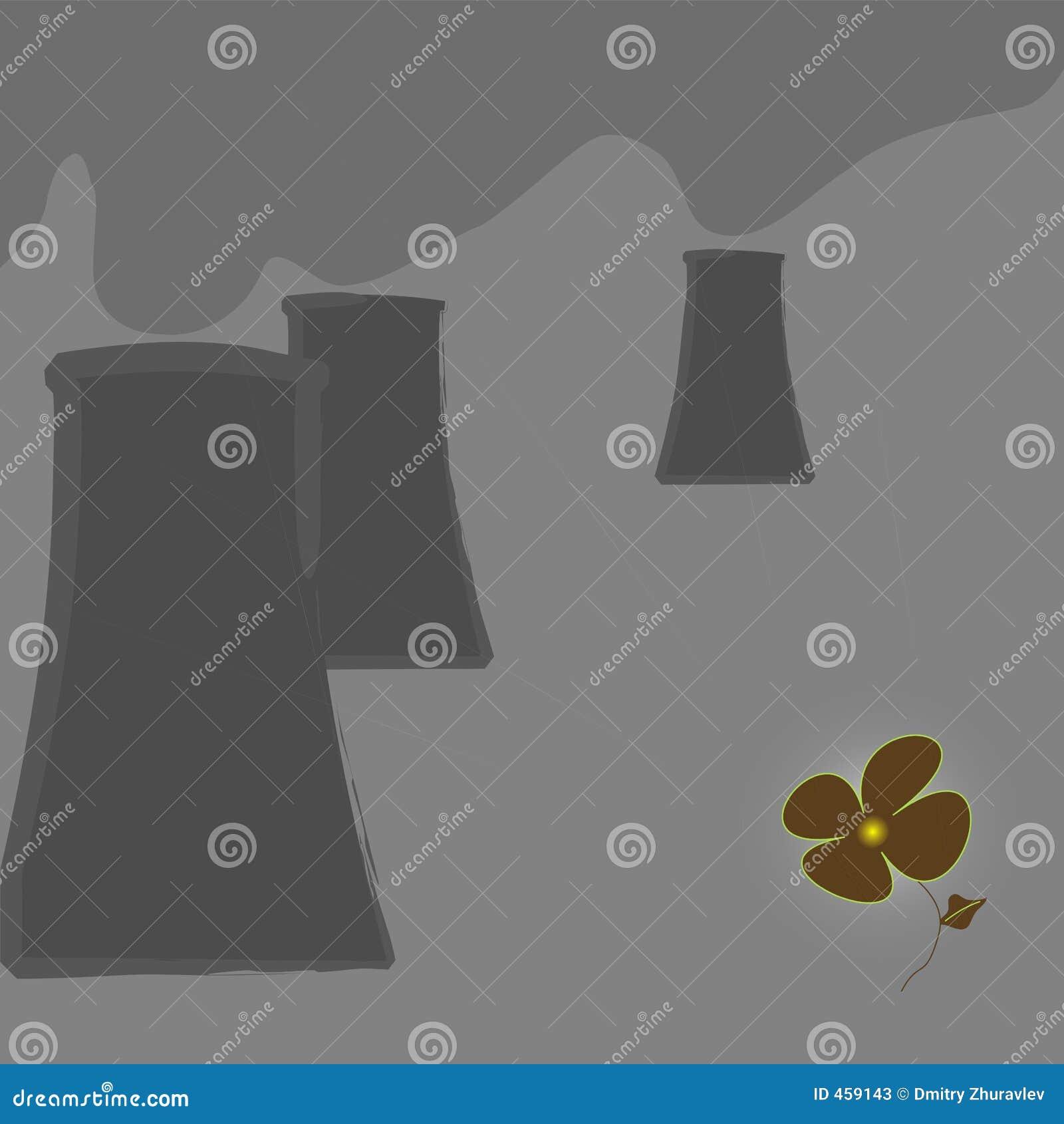Download Acid flower stock illustration. Illustration of night, pipe - 459143