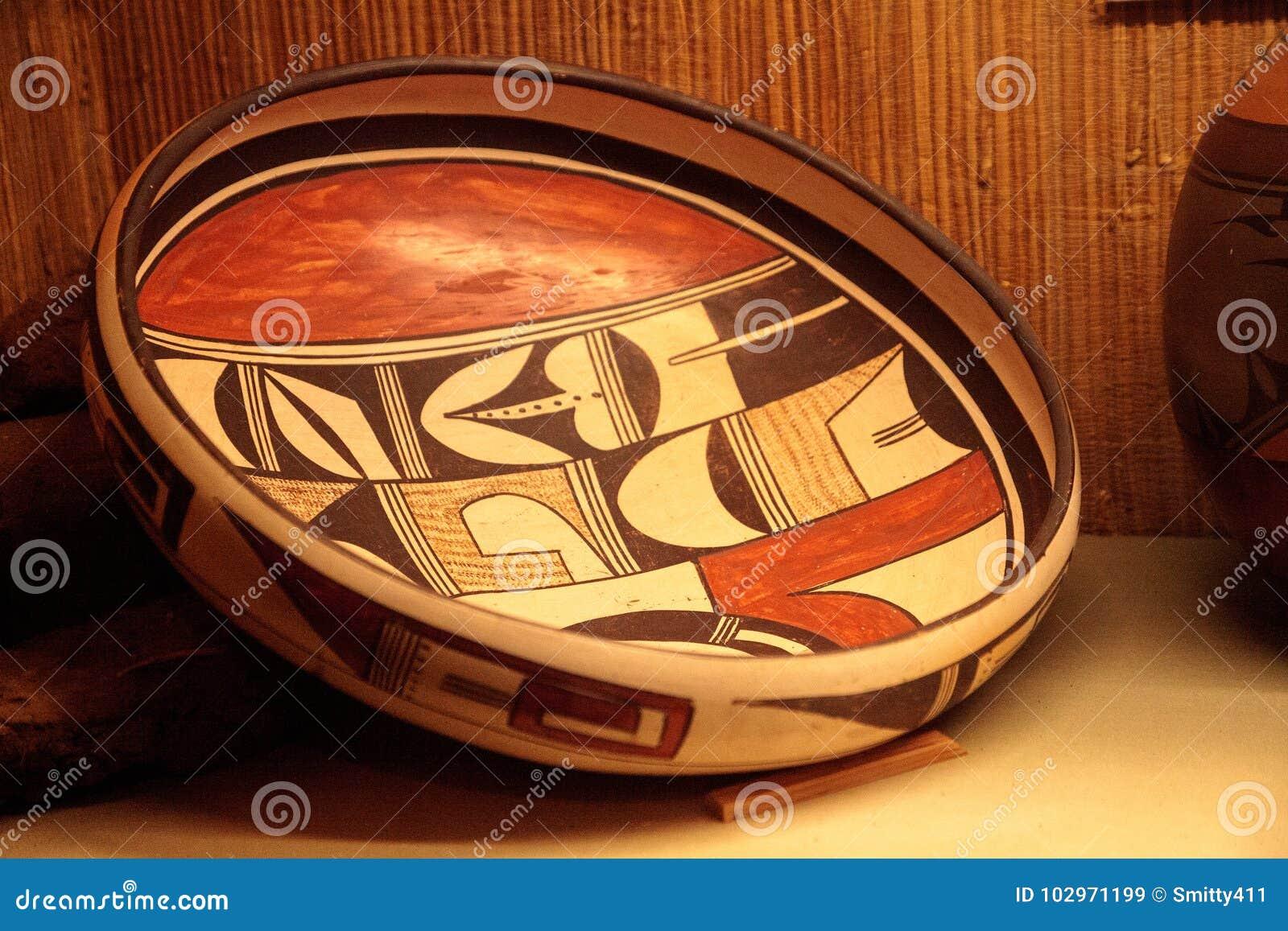 Acoma Pueblo Native American art from New Mexico