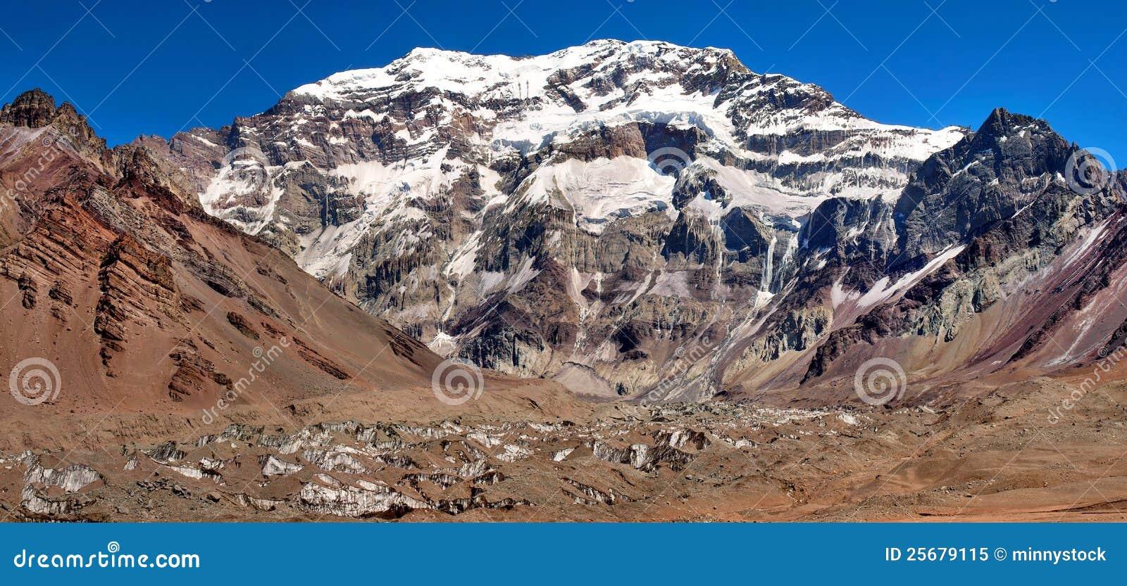 Höchster Berg Amerika