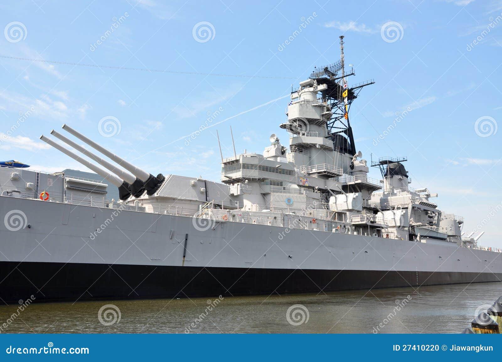 Acorazado de USS Wisconsin, Norfolk
