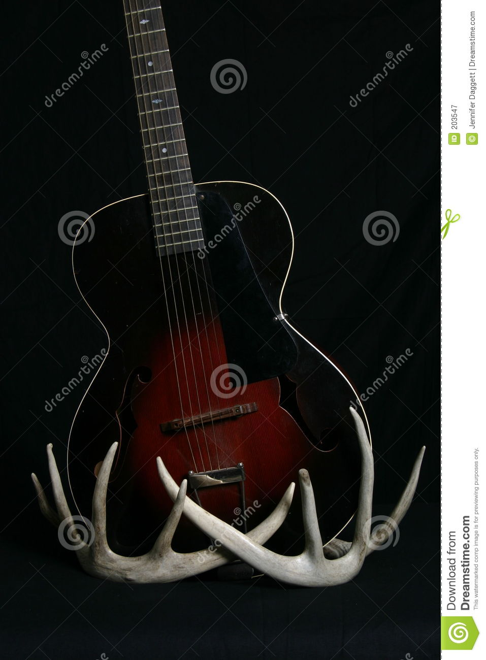 Acoustic Guitar Royalty Free Stock Photography - Image: 203547