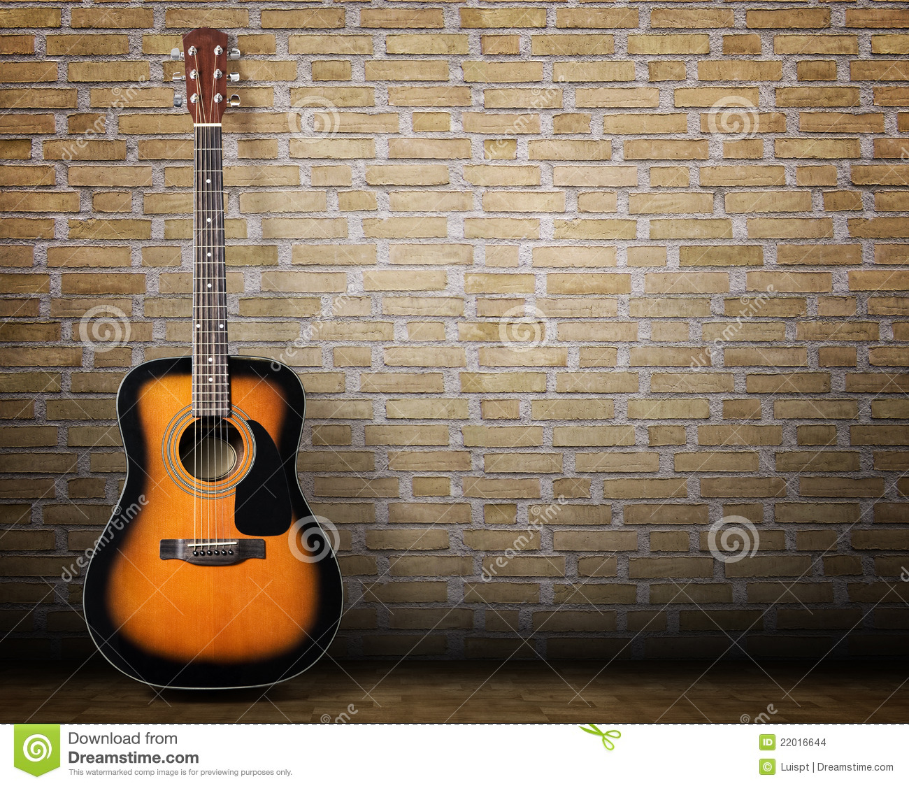 Acoustic Guitar Stock Images Image 22016644