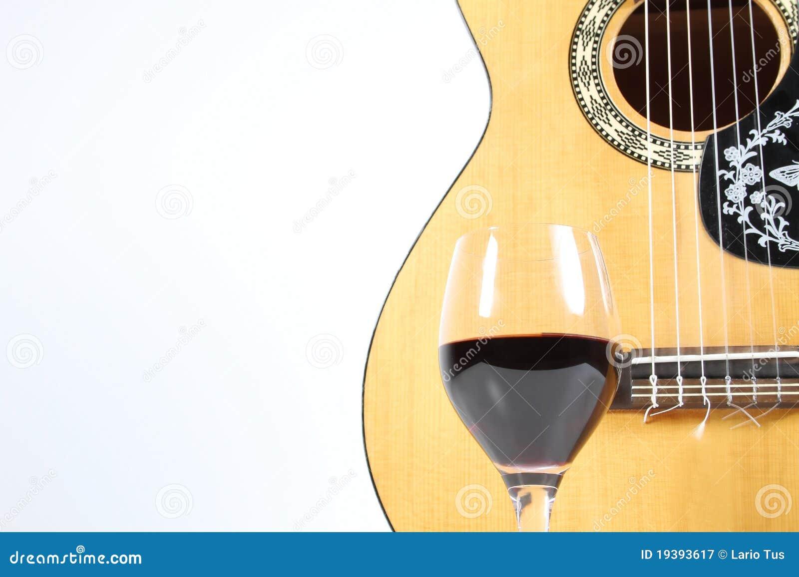 guitar wallpaper behind glass - photo #21