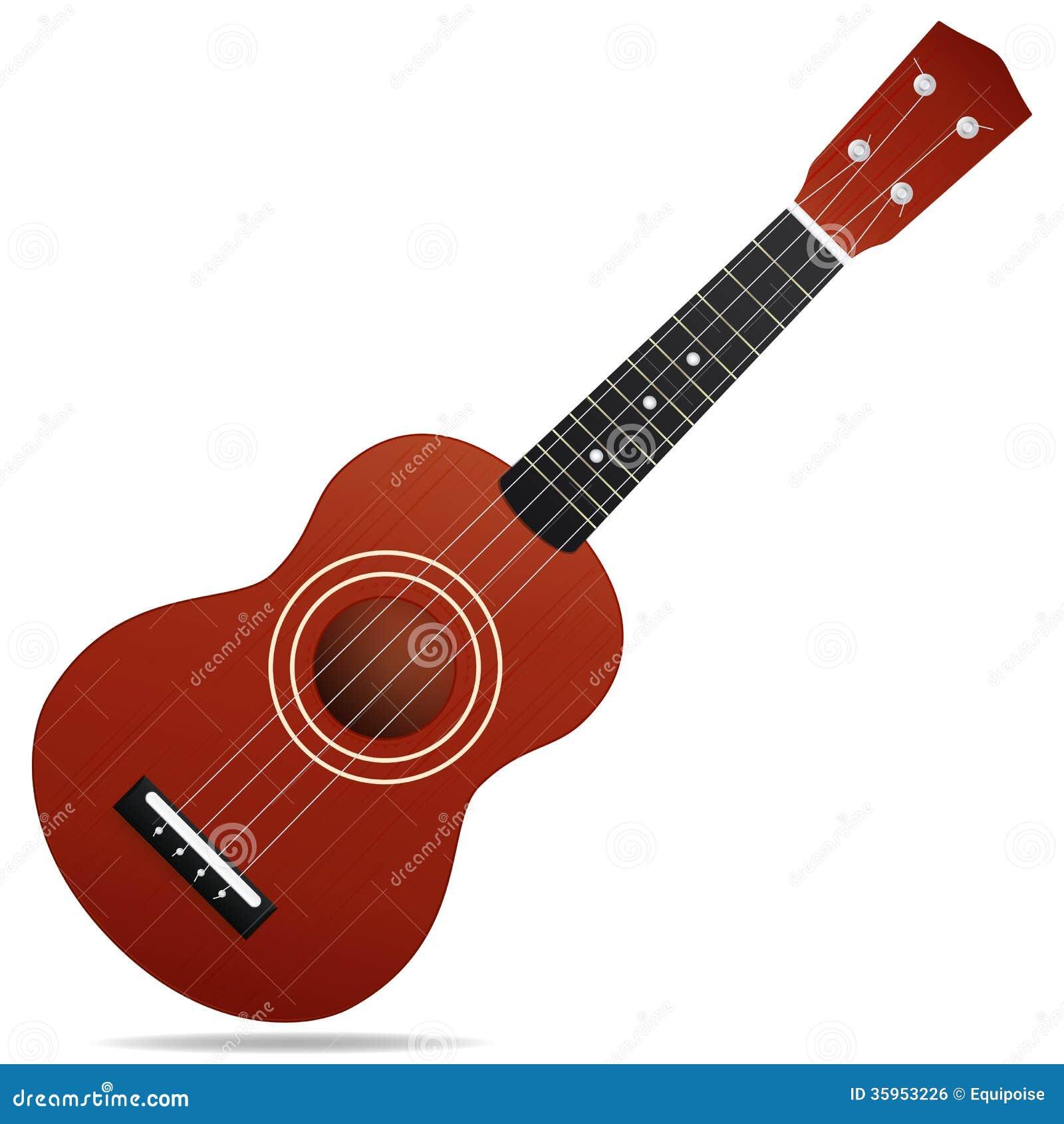 Acoustic Ukulele (guitar) Royalty Free Stock Image - Image: 35953226