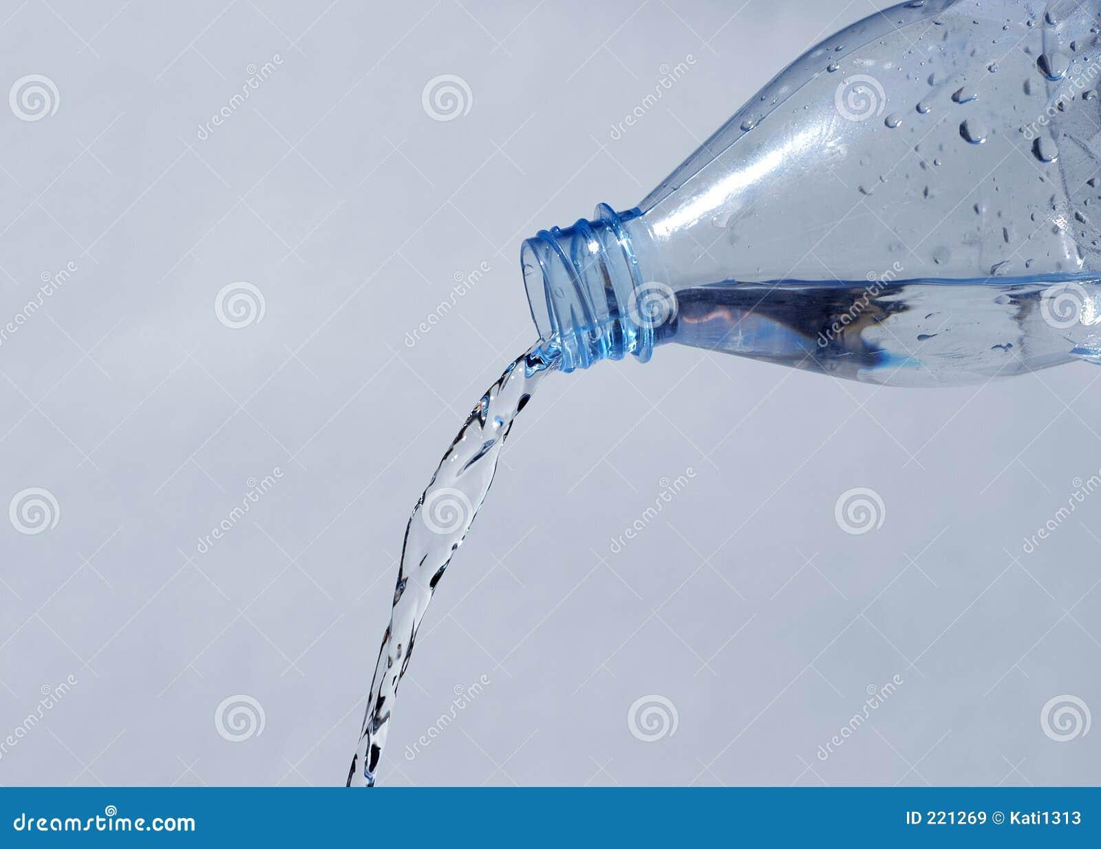 Acqua di versamento