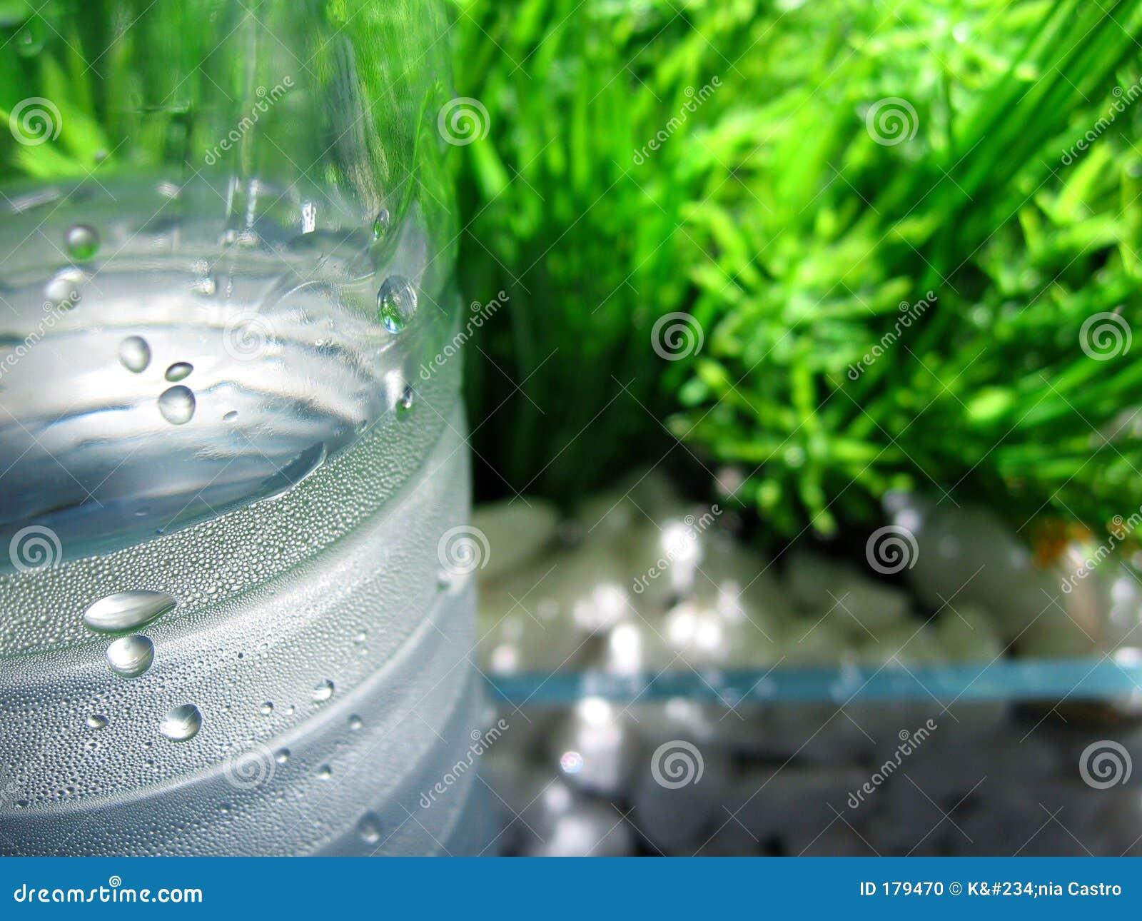 Acqua e priorità bassa