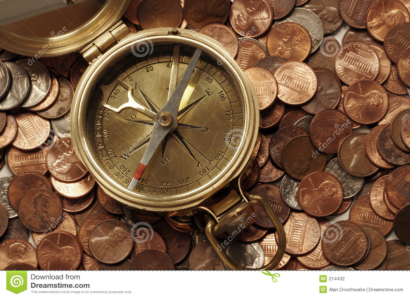 Acque finanziarie di navigazione