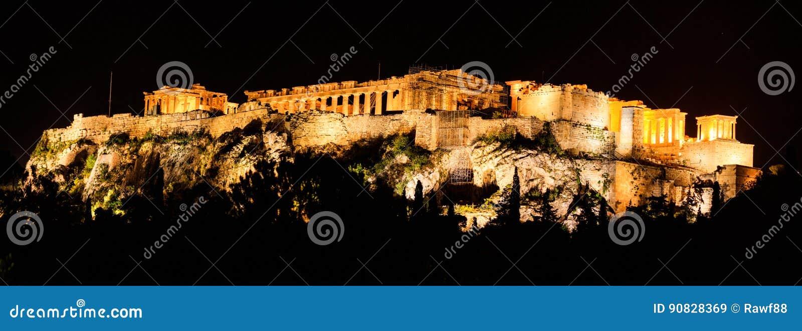Acrópole de Atenas, Grécia