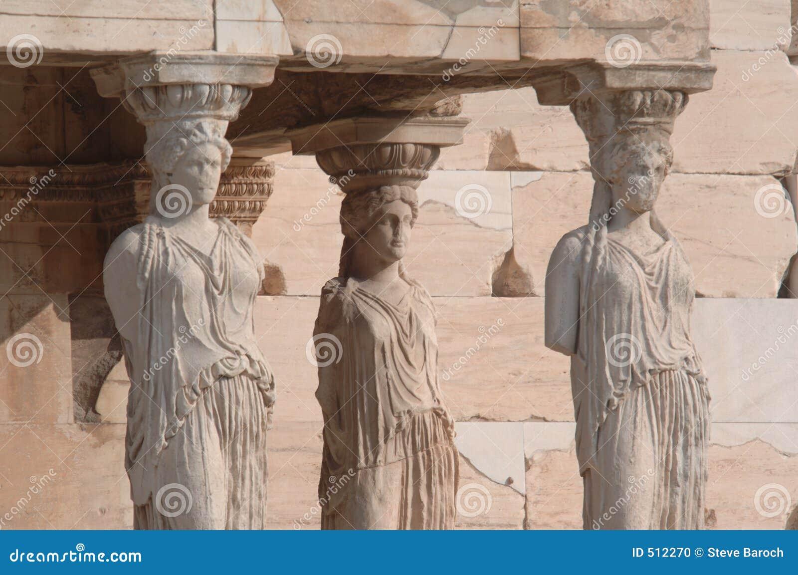 Acropolisstatyer