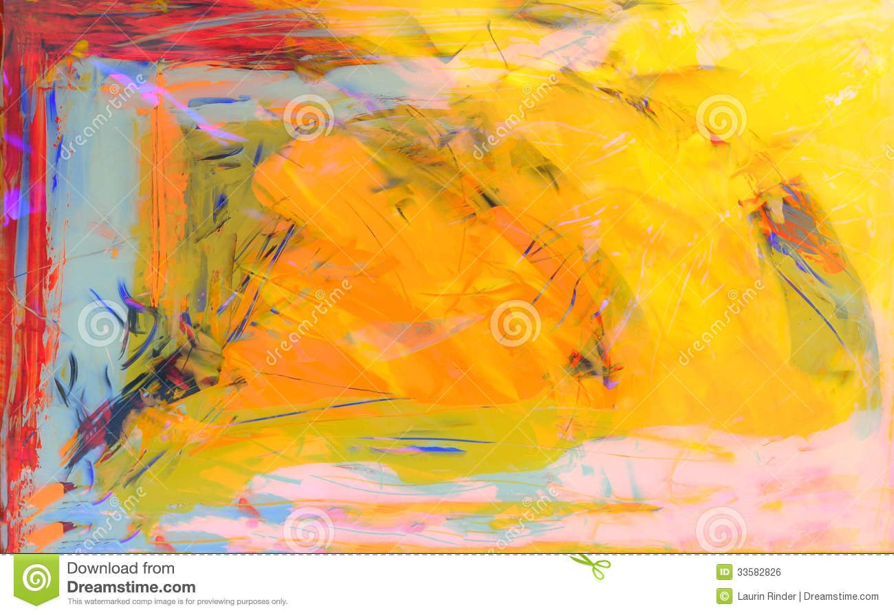 Acrylic on glass royalty free stock image image 33582826 for Nice acrylic paintings