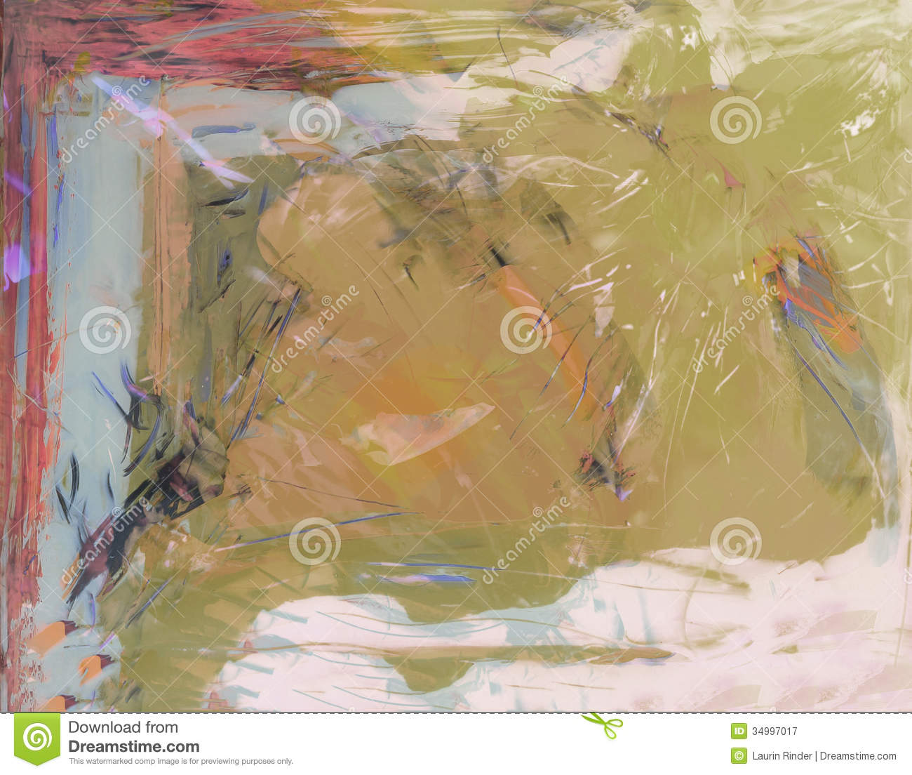 Acrylic on glass royalty free stock photography image for Nice acrylic paintings