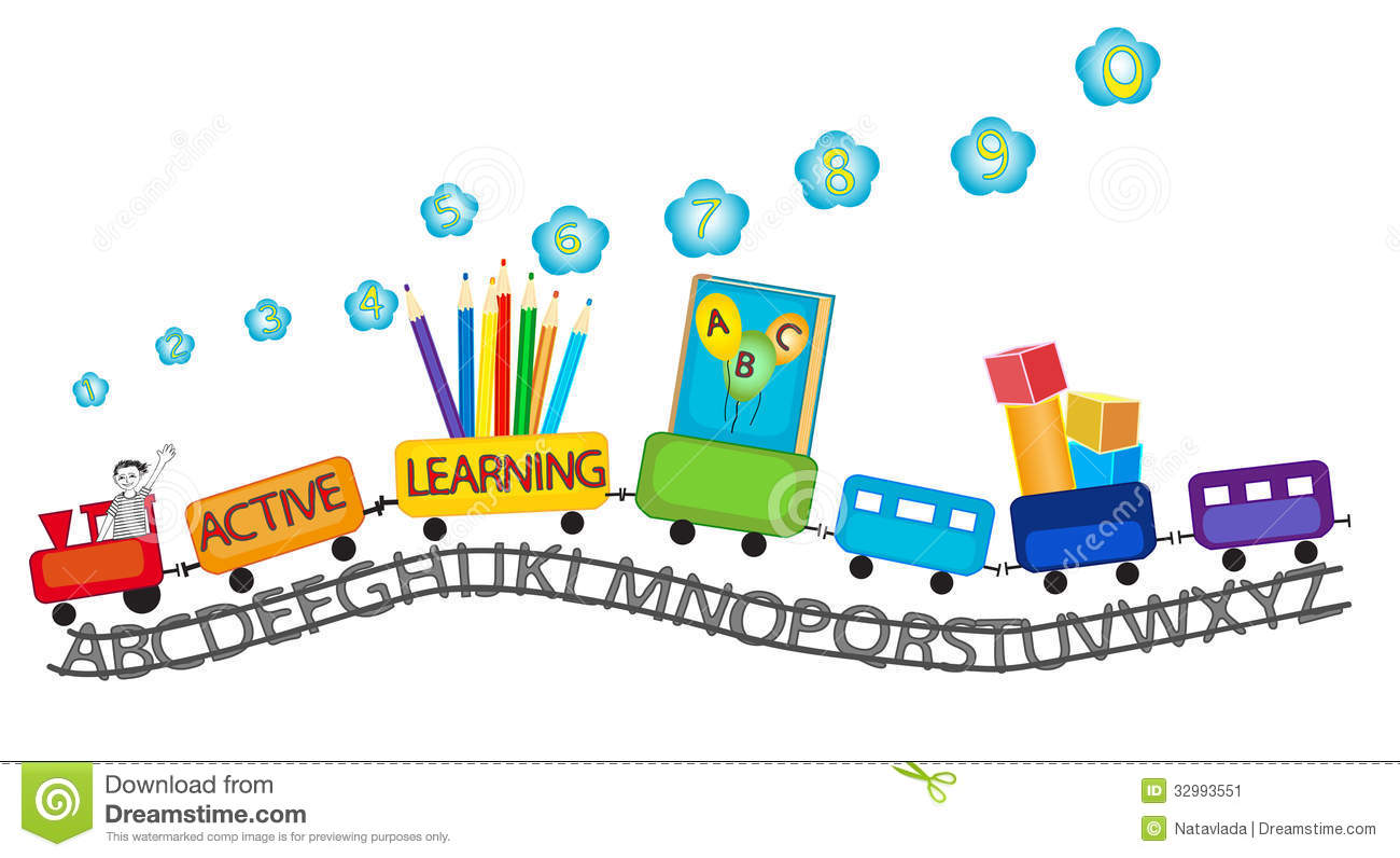 Active learning for preschool