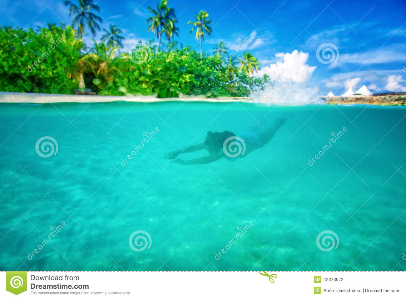 Active Summer Vacation Stock Photo Image 42373072
