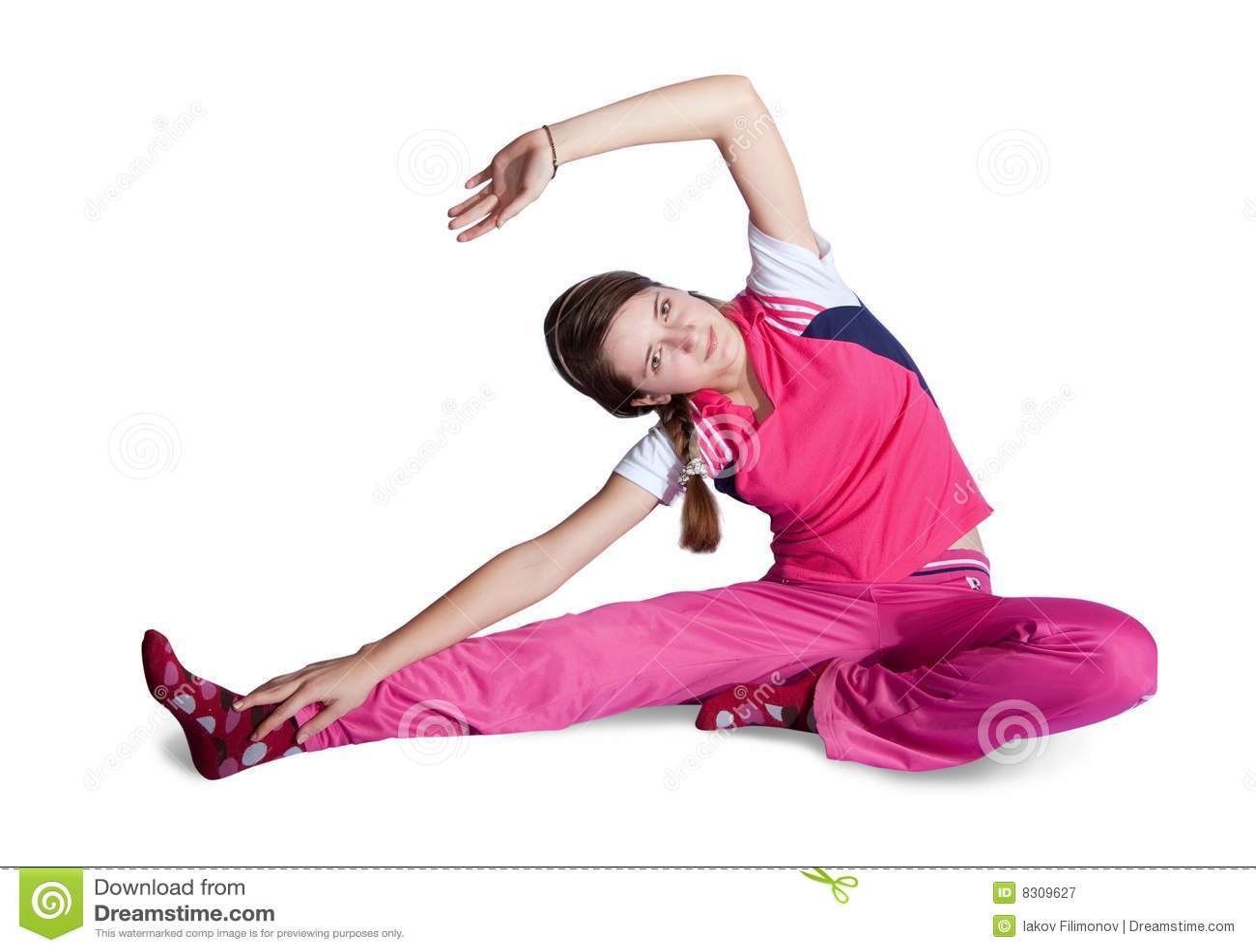 Activewear να κάνει ροζ κοριτσιών ι&
