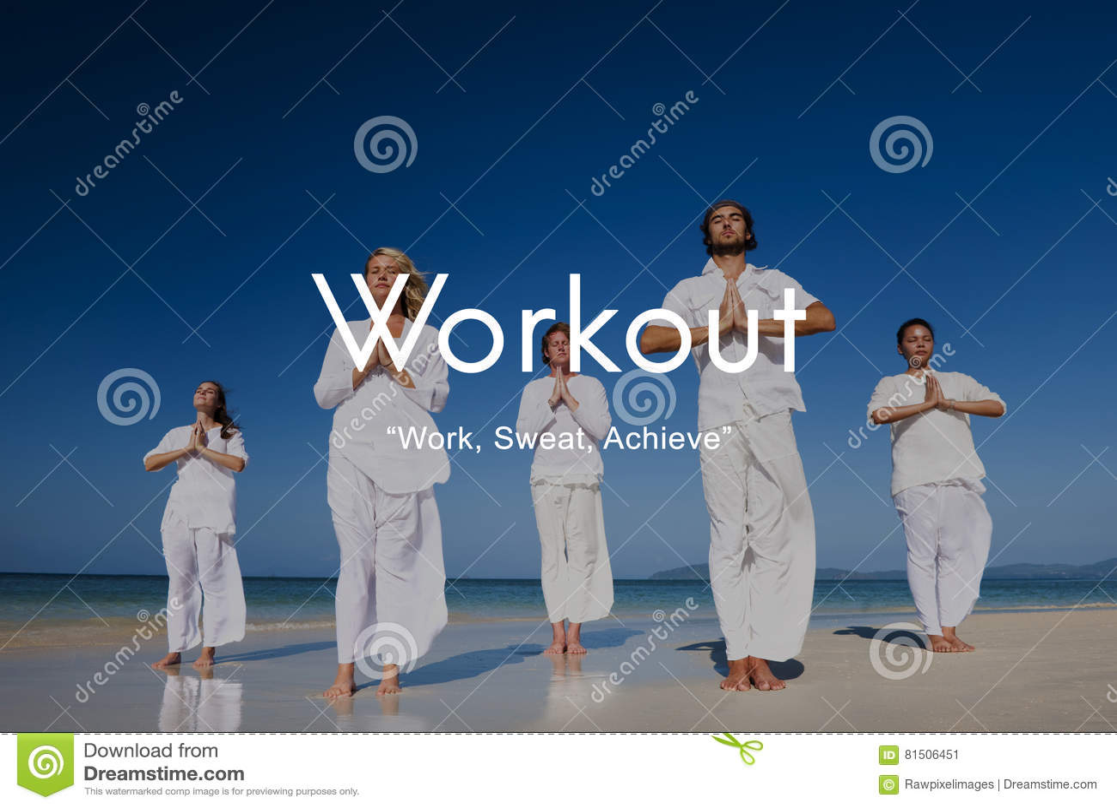 Actividad física del ejercicio del entrenamiento que entrena a concepto cardiio