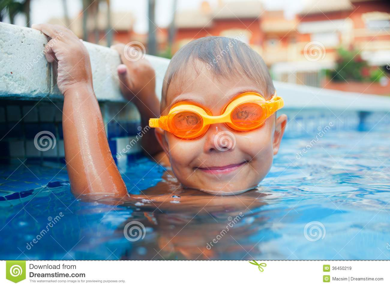 Activities on the pool royalty free stock images image for Cute pool pictures