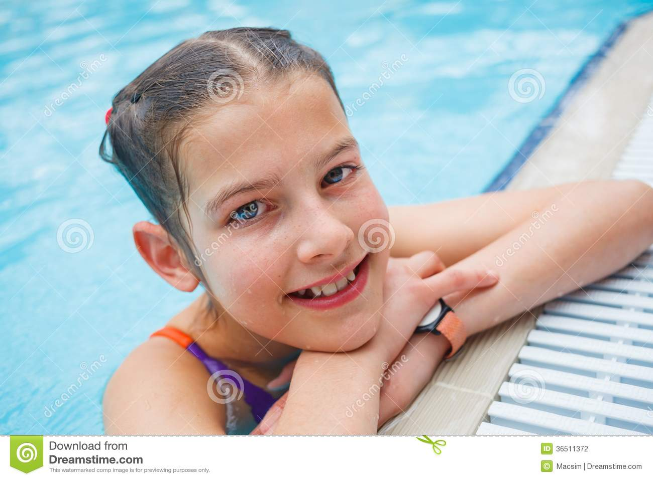 Activities on the pool stock photography image 36511372 for Cute pool pictures