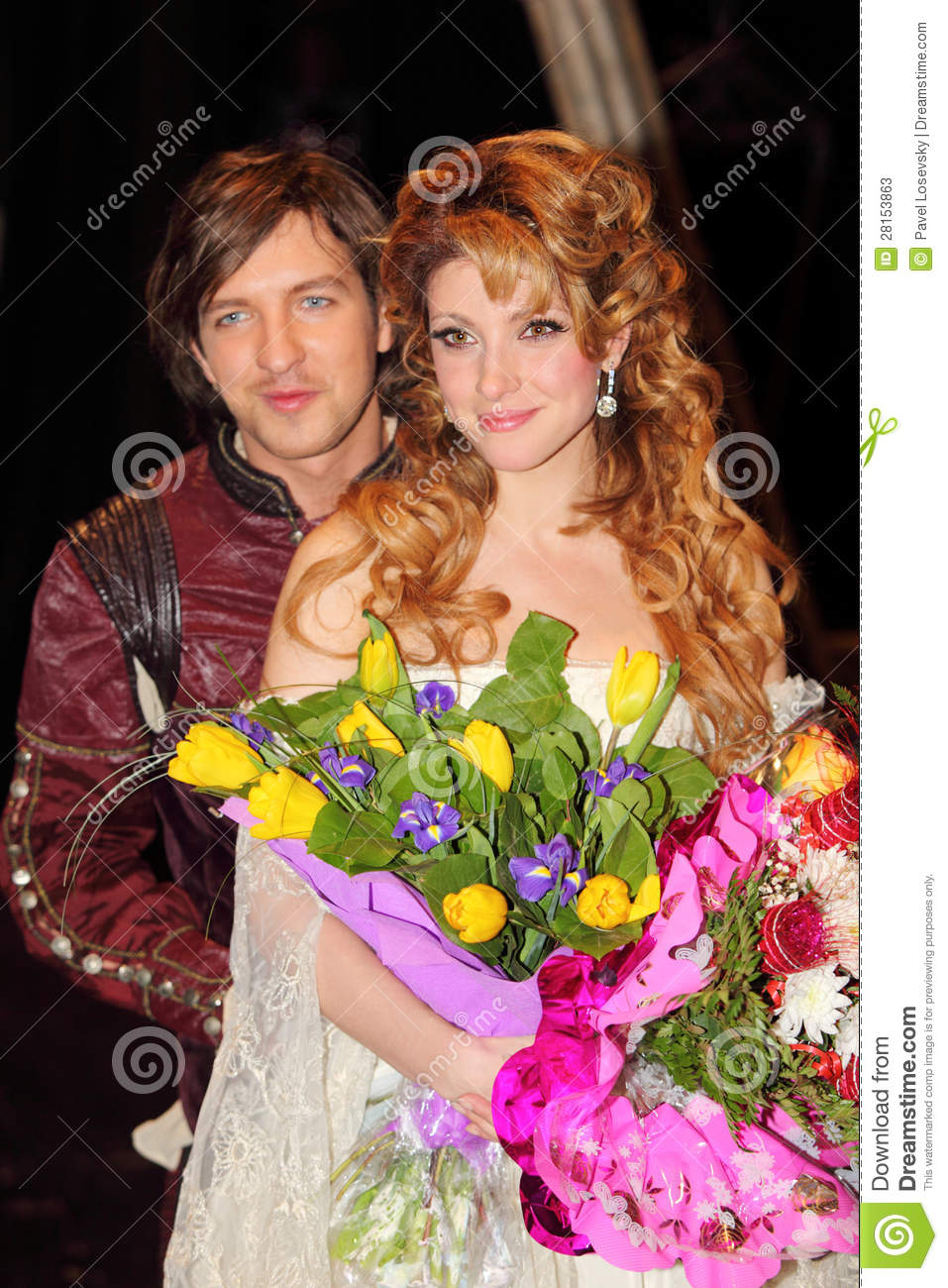 Actress Anastasia Makeeva gets divorced due to the fact that her husband does not want children 12.04.2016 52