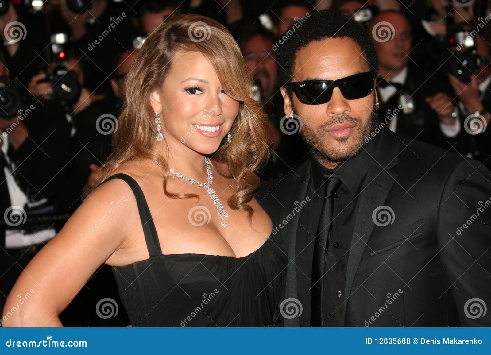 Actriz/cantor Mariah Carey & ator/músico Lenny