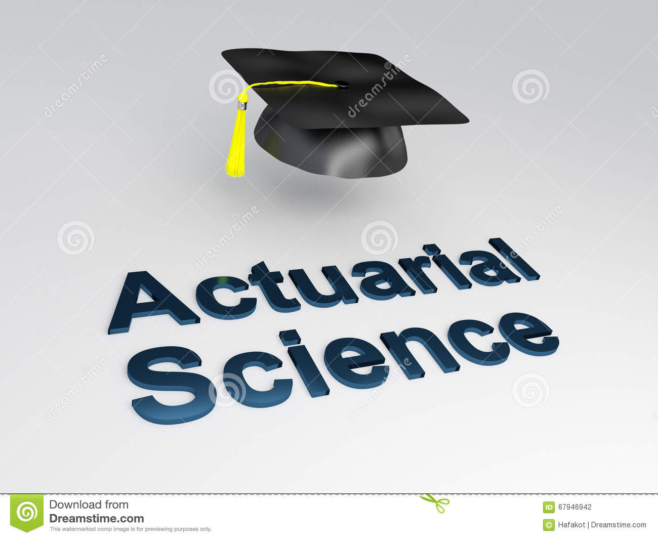 Actuarial Science Concept Stock Photo Image Of Career 67946942