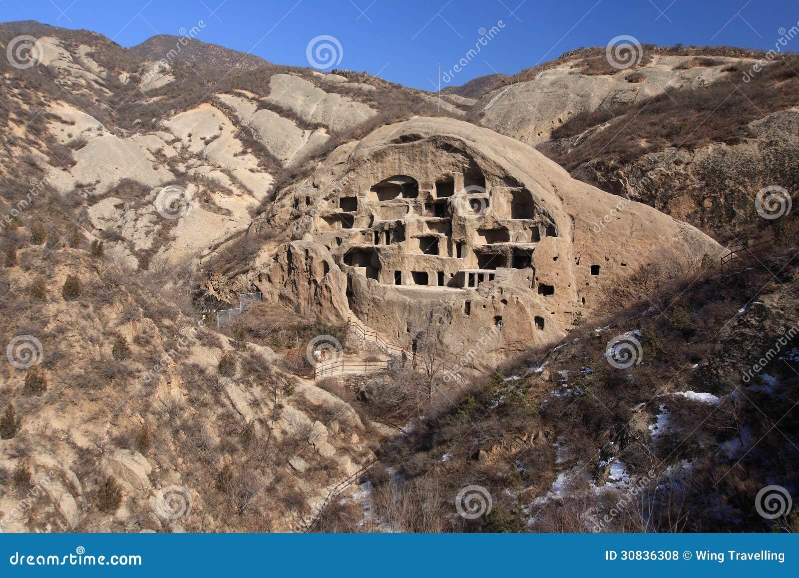 Acuerdo antiguo de la cueva
