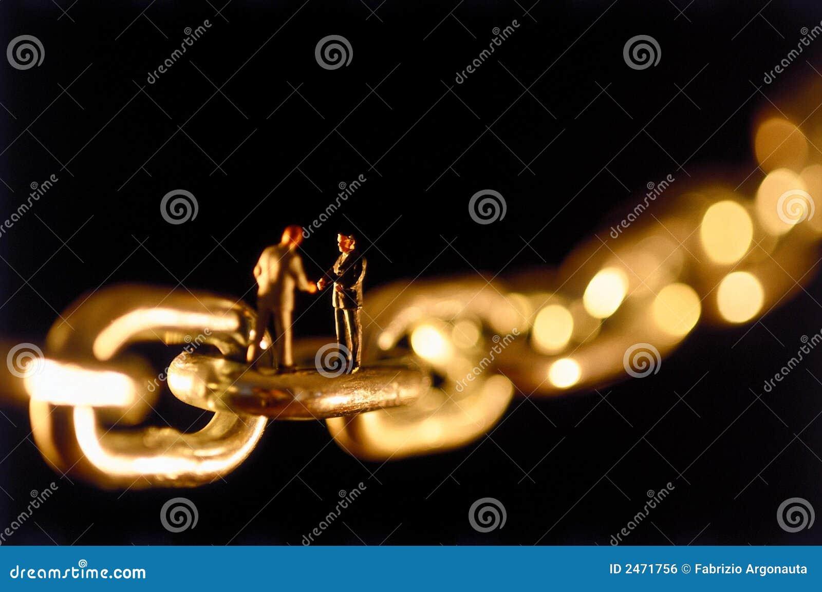 Acuerdo de cadena