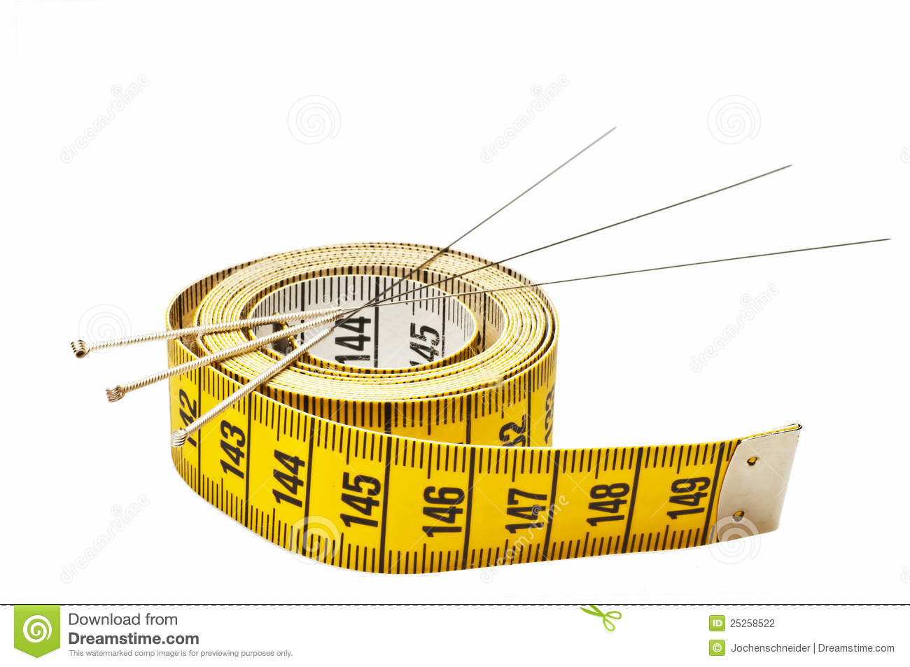 Acupuncture For Weight Loss Stock Photography - Image: 25258522