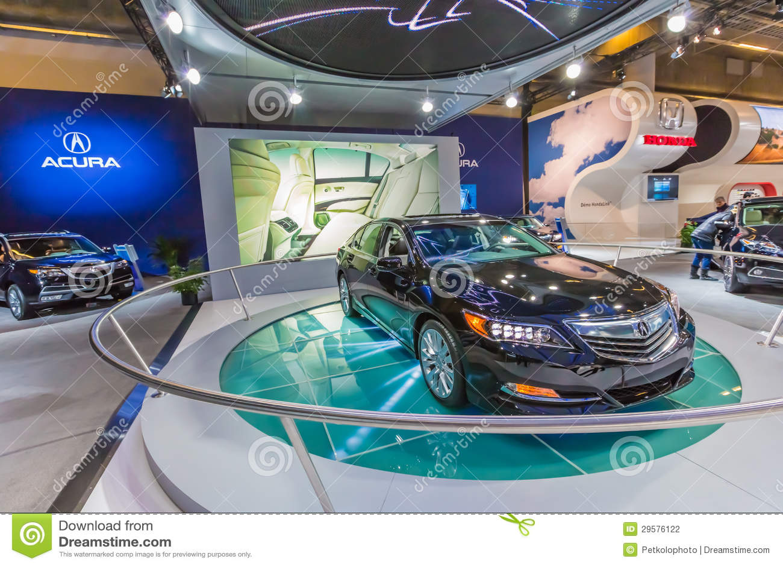Acura 2013 RLX