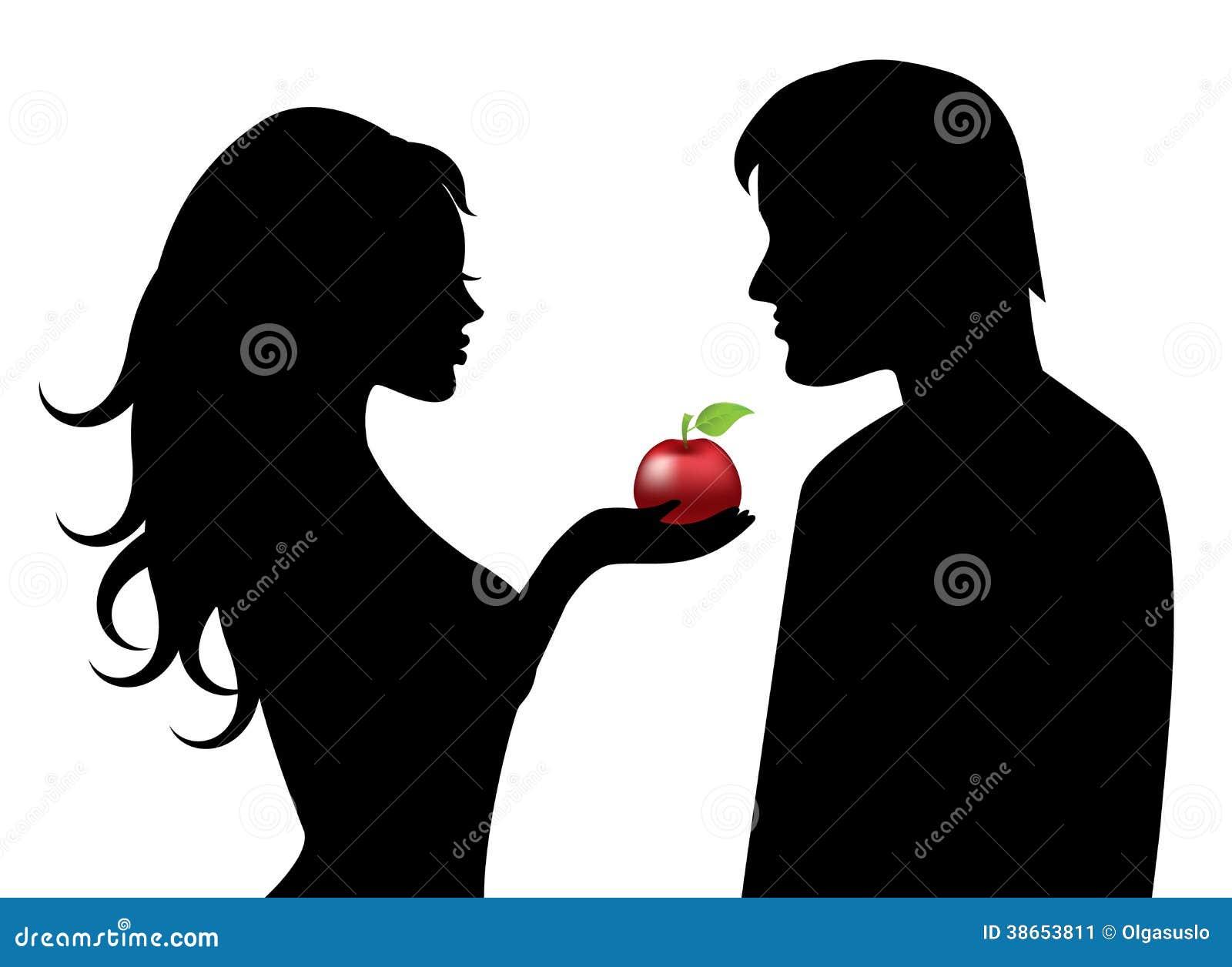 Adam en Vooravond en het verboden fruit