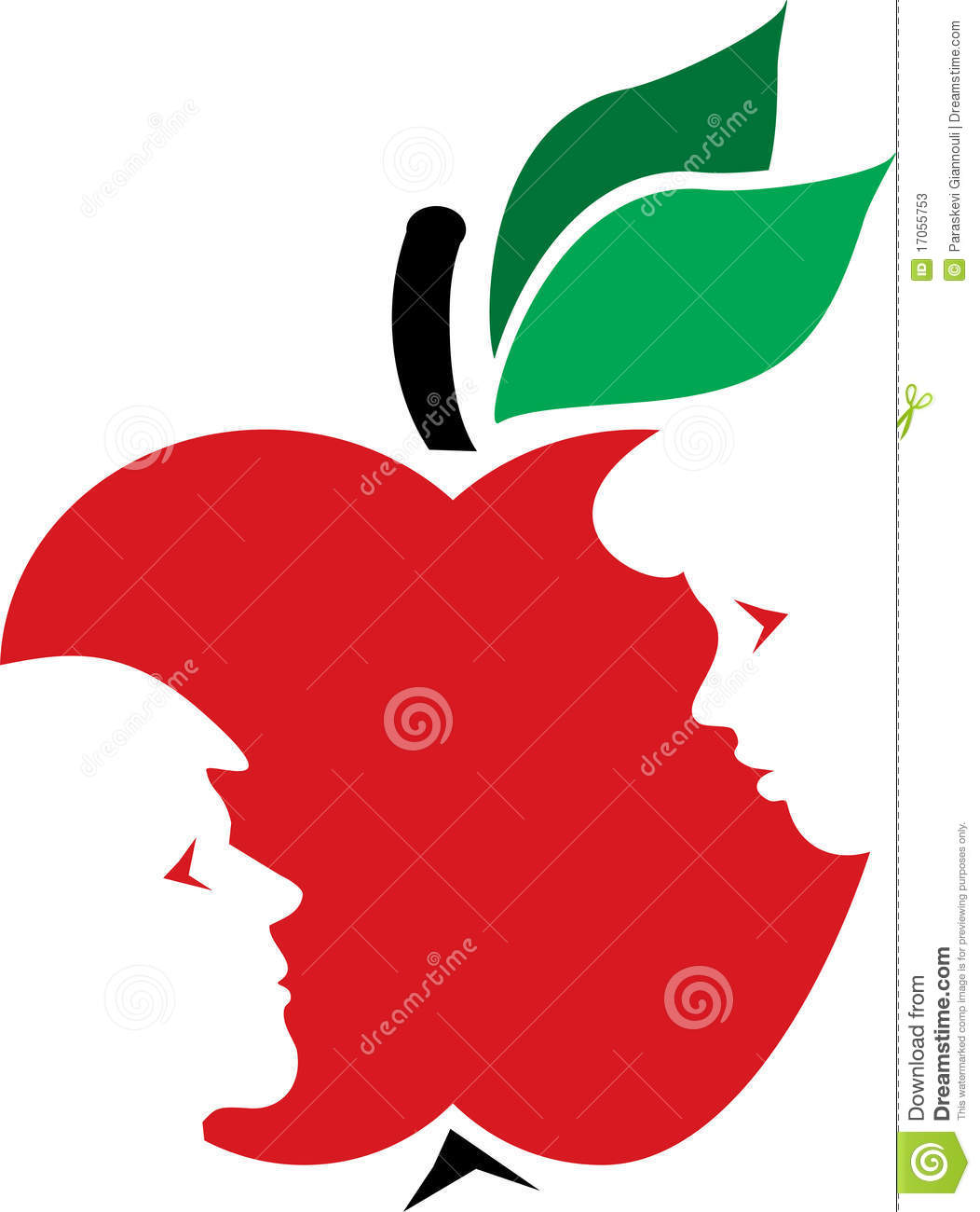 an analysis of the eve and the apple And adam and eve are the foe, both guilty of disobedience  an extended metaphor - the wrath (anger) becomes a tree, a fruit, a poison apple.