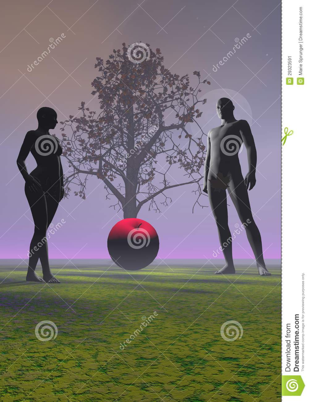 Symbolism of Adam and Eve In Christianity
