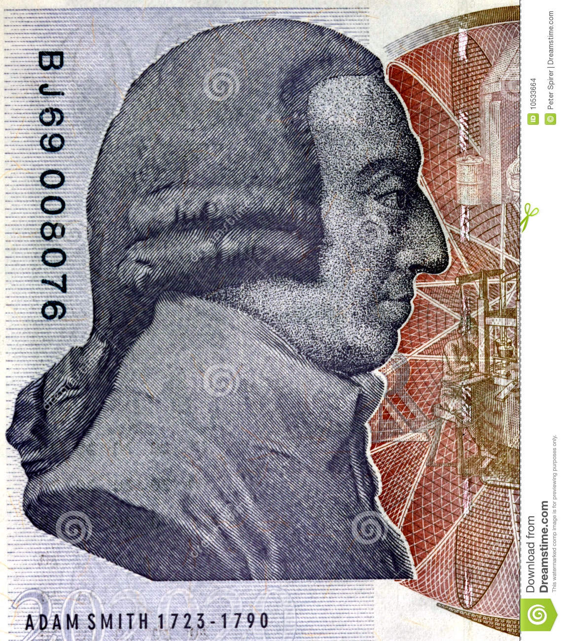 A biography of adam smith founder of modern economics