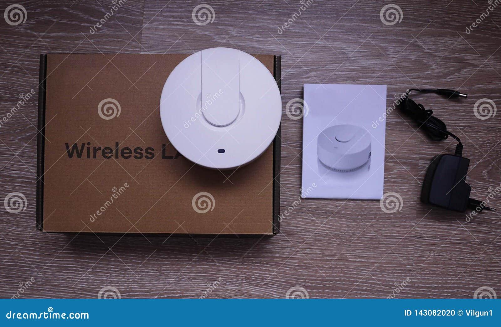 Adaptador del Wi-Fi para el hogar y la oficina