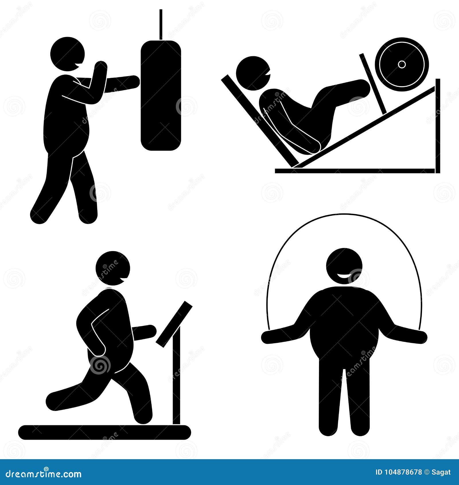addestramento di perdita di peso uomo