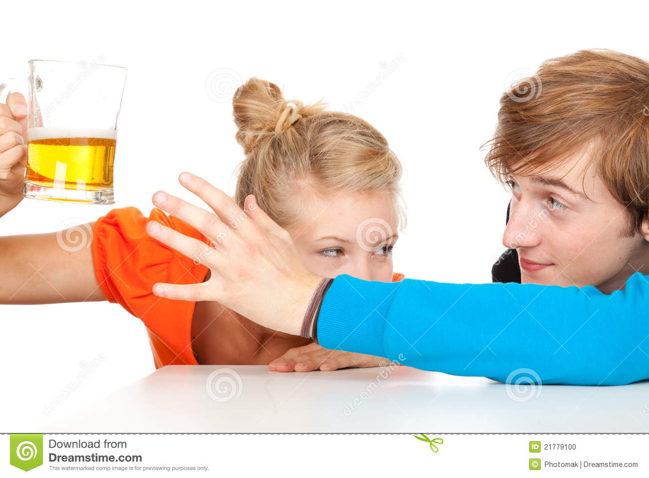 Addiction - Problems With Alcohol Stock Photo - Image: 21779100