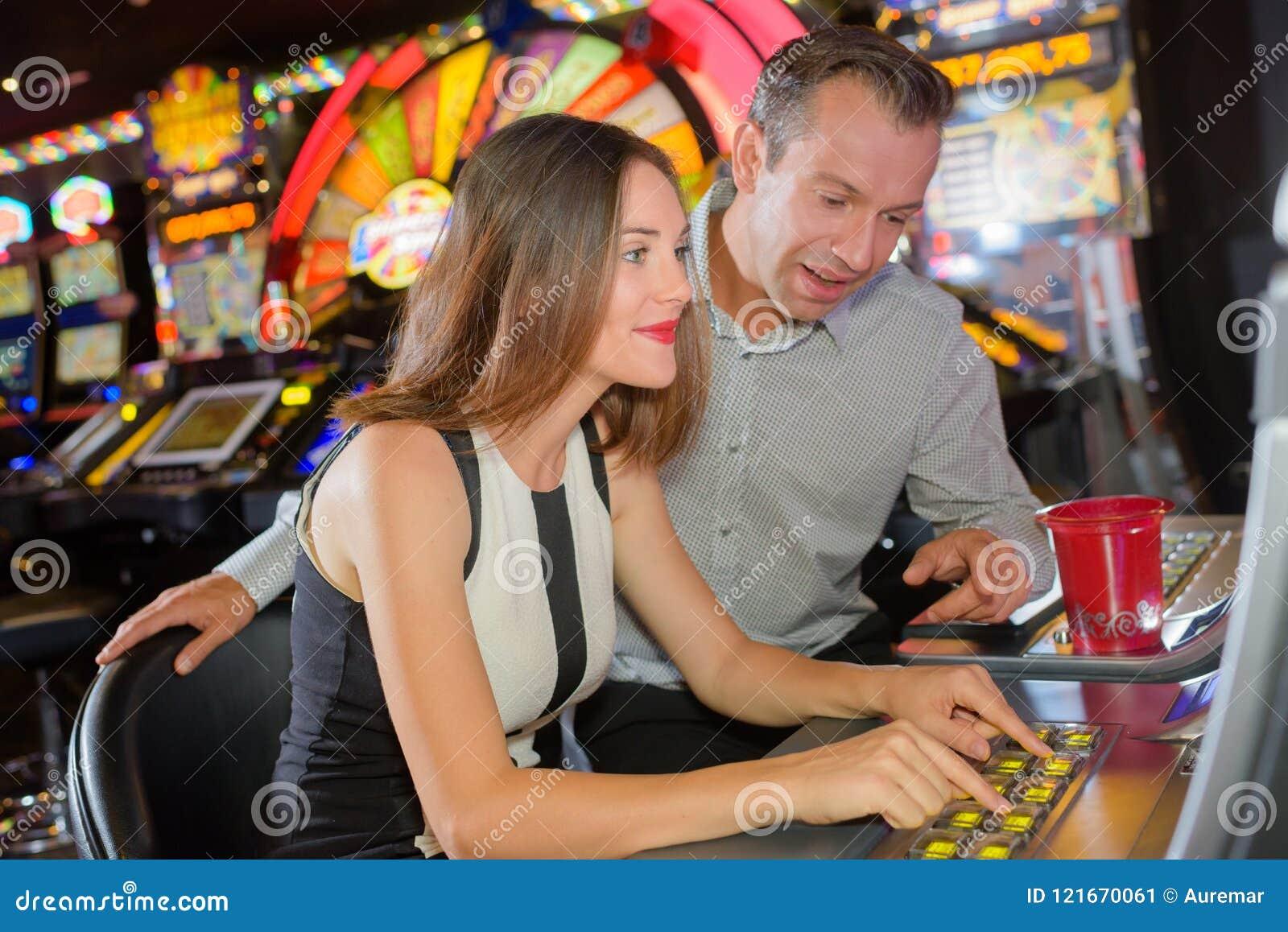Slot Machines Addiction