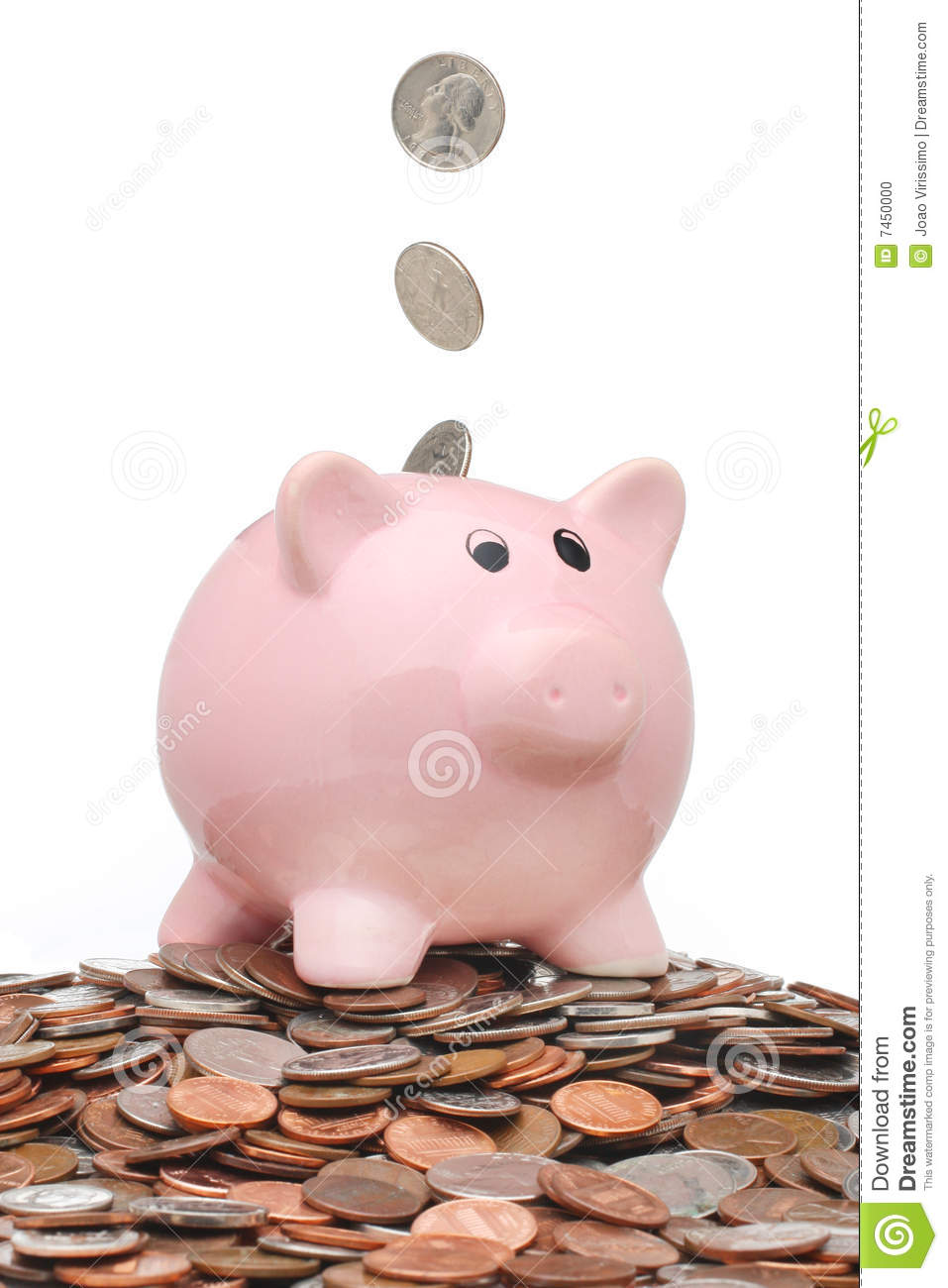 worksheet Adding Money adding money to a pig bank stock photo image 7450000 royalty free download money