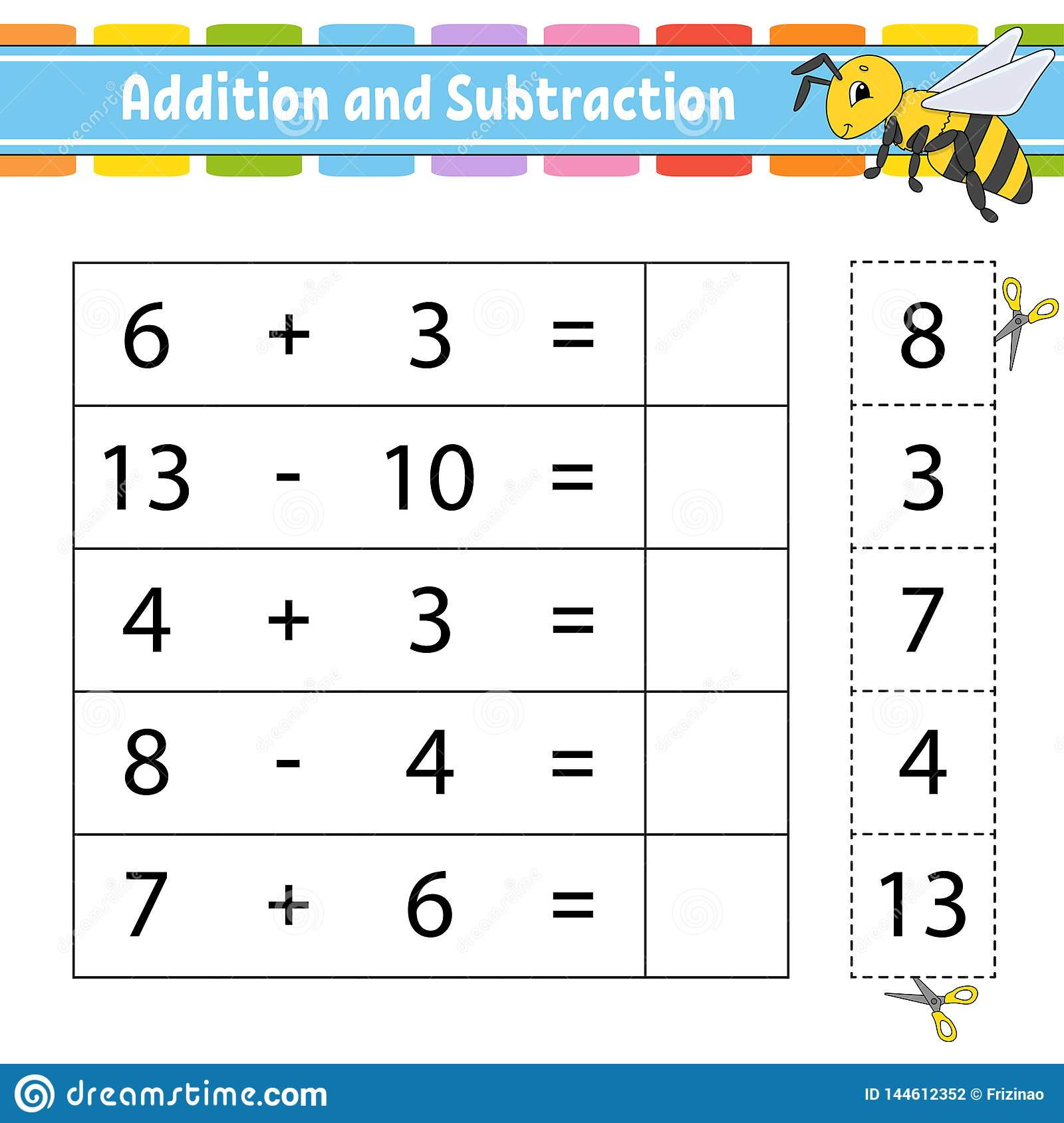 This is a photo of Free Printable Addition and Subtraction Worksheets with regard to three digit