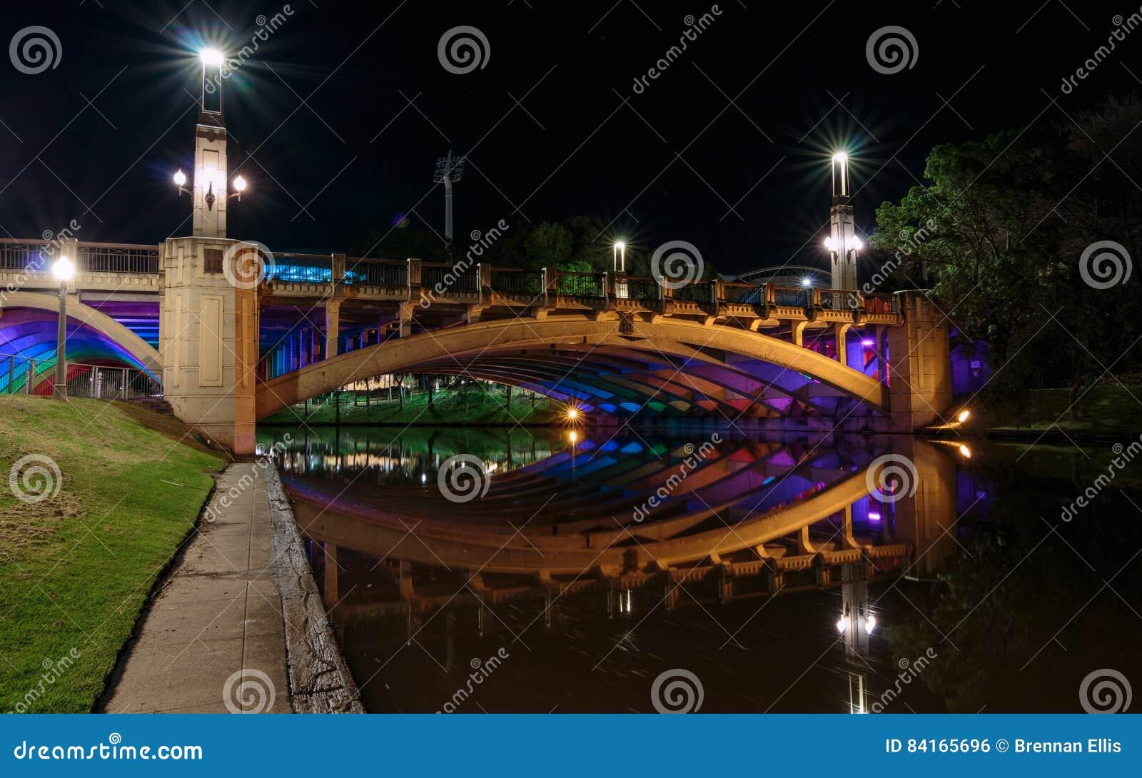 Adelaide City Bridge