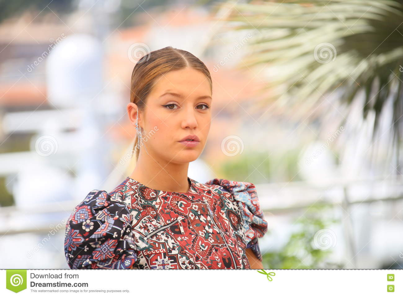 Adele Exarchopoulos Editorial Stock Photo. Image Of Last