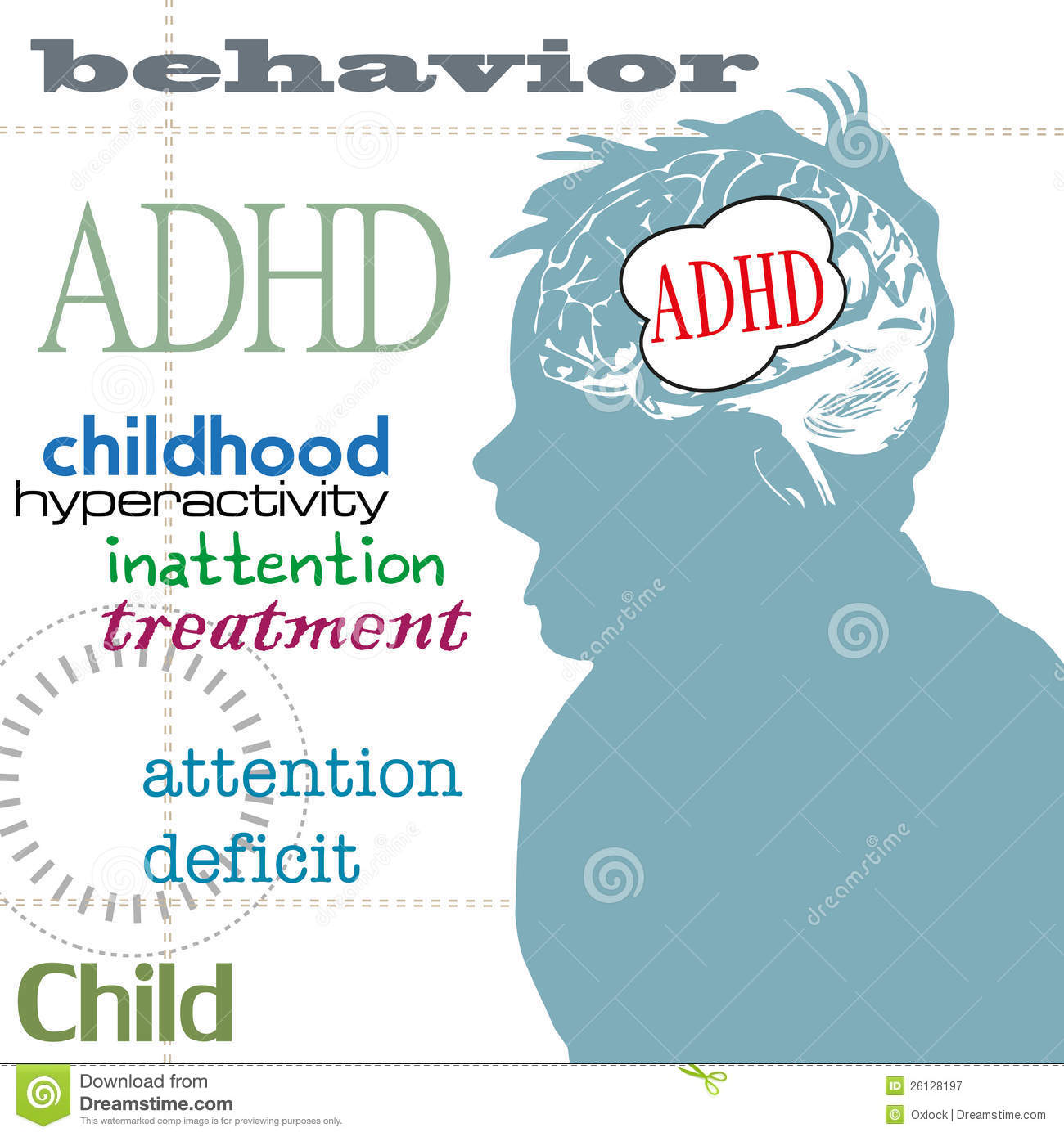 an overview of the illness attention deficit hyperactivity disorder Learn about attention deficit hyperactivity disorder, a disorder that affects 5 to 7 percent of school-age children, and the care available at boston children's.