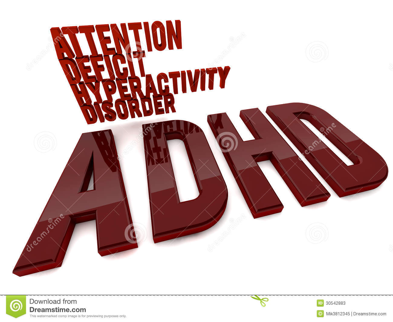 a discussion on the attention deficcit hyperactivity disorder