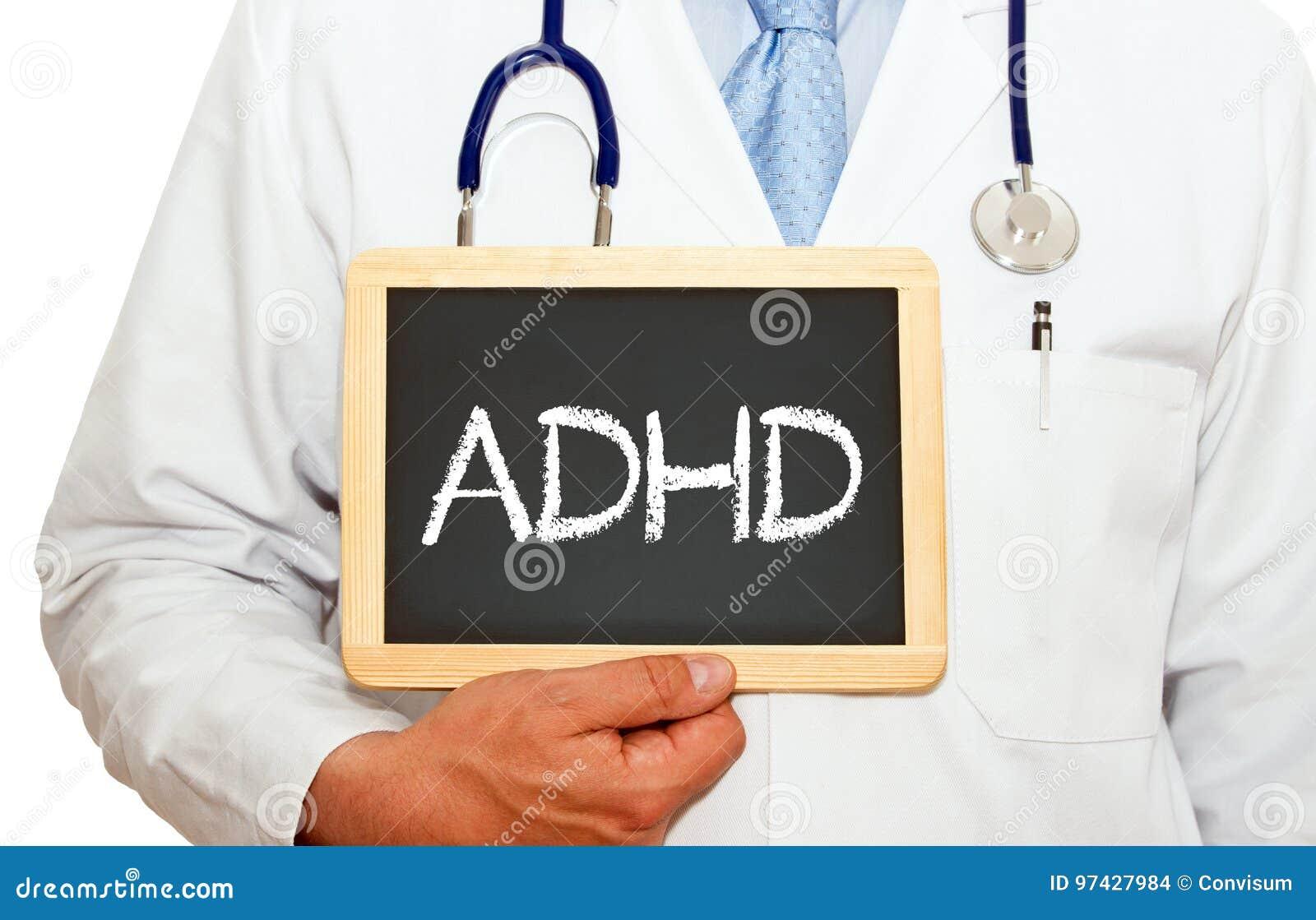 ADHD - Disordine di iperattività di deficit di attenzione