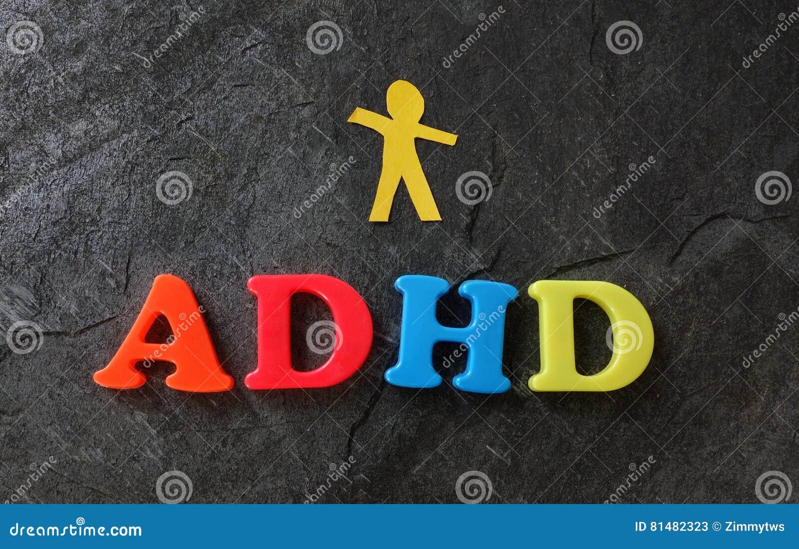 ADHD-pappersbarn