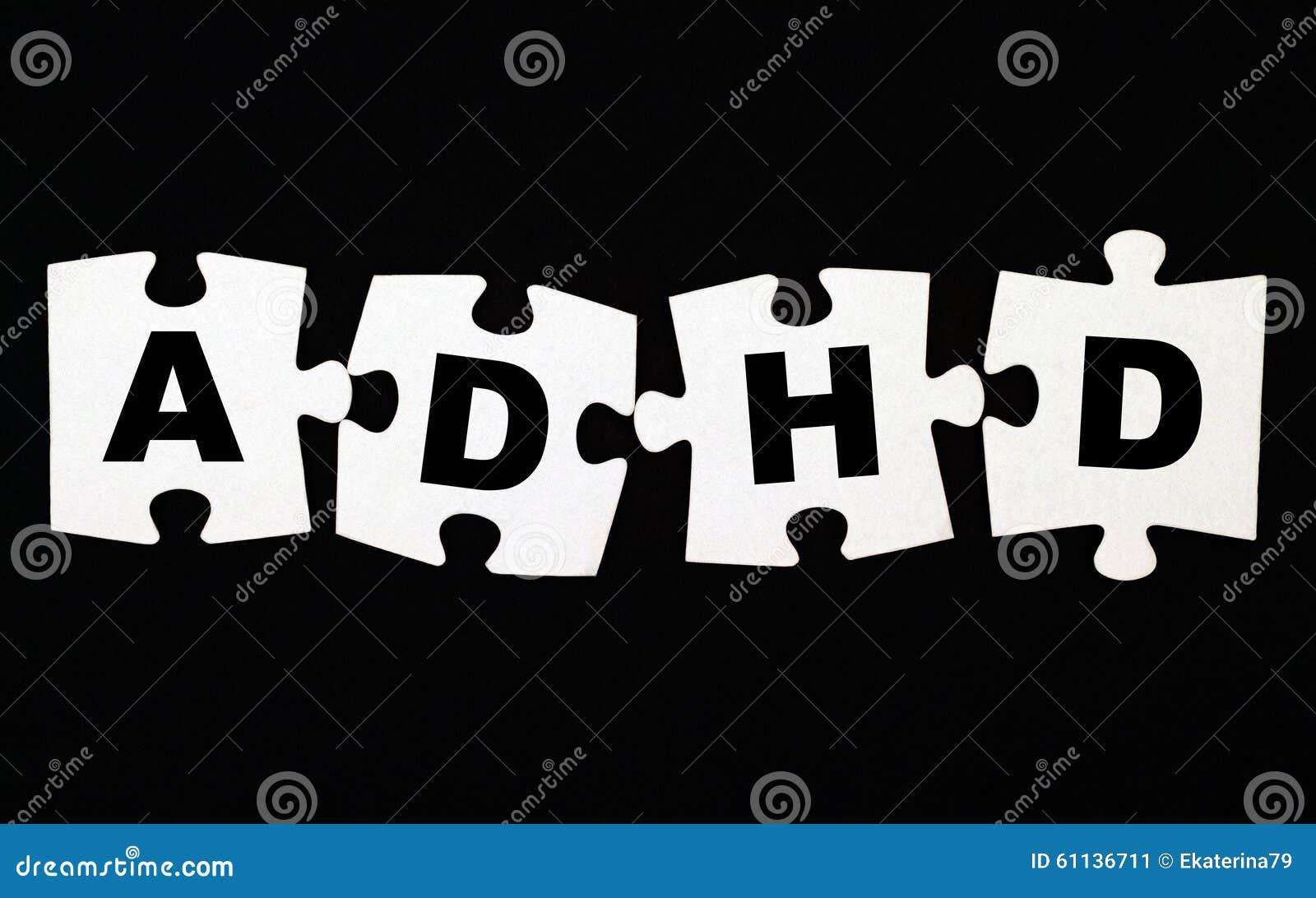 ADHD puzzle