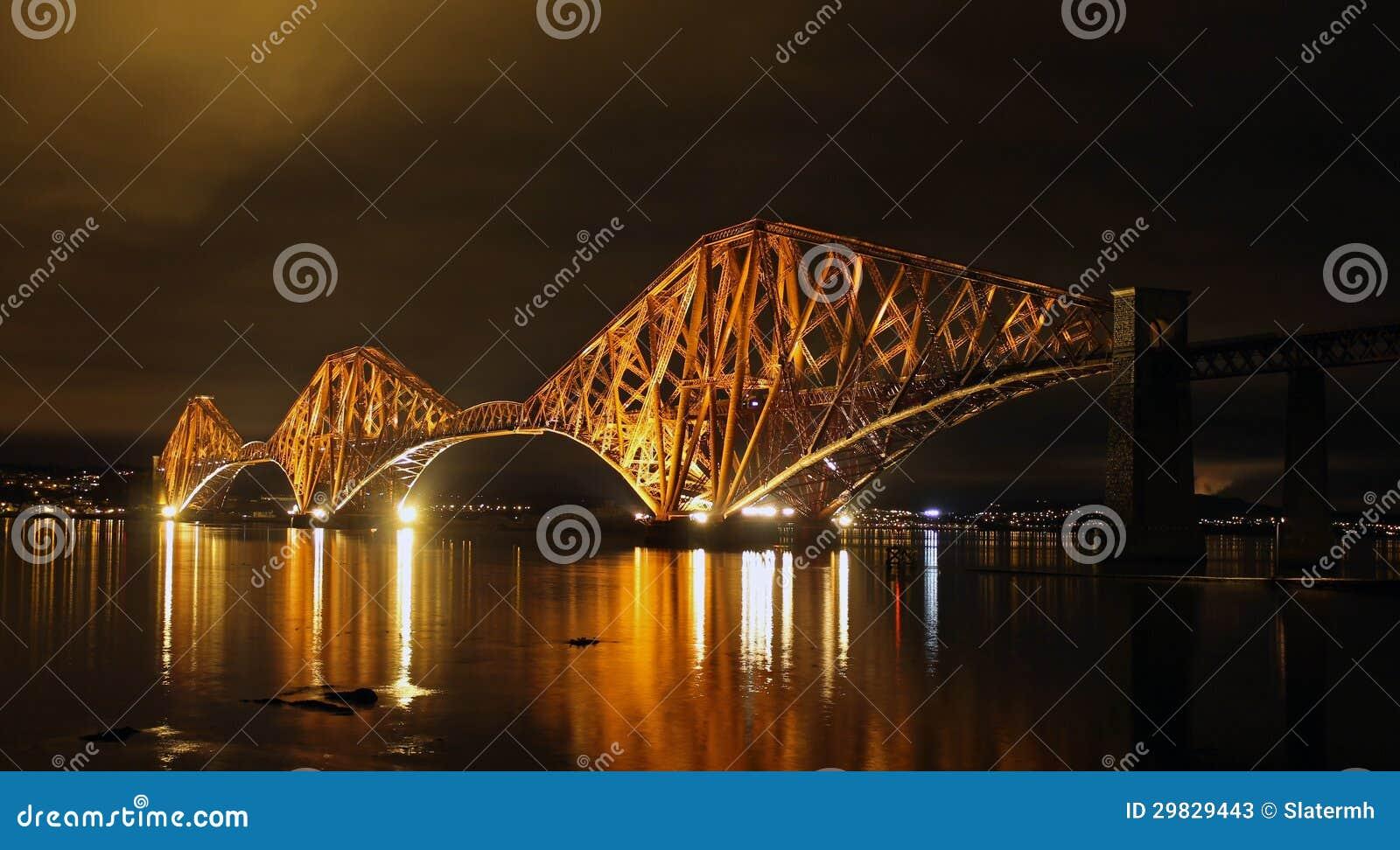 Adiante ponte do trilho, Edimburgo
