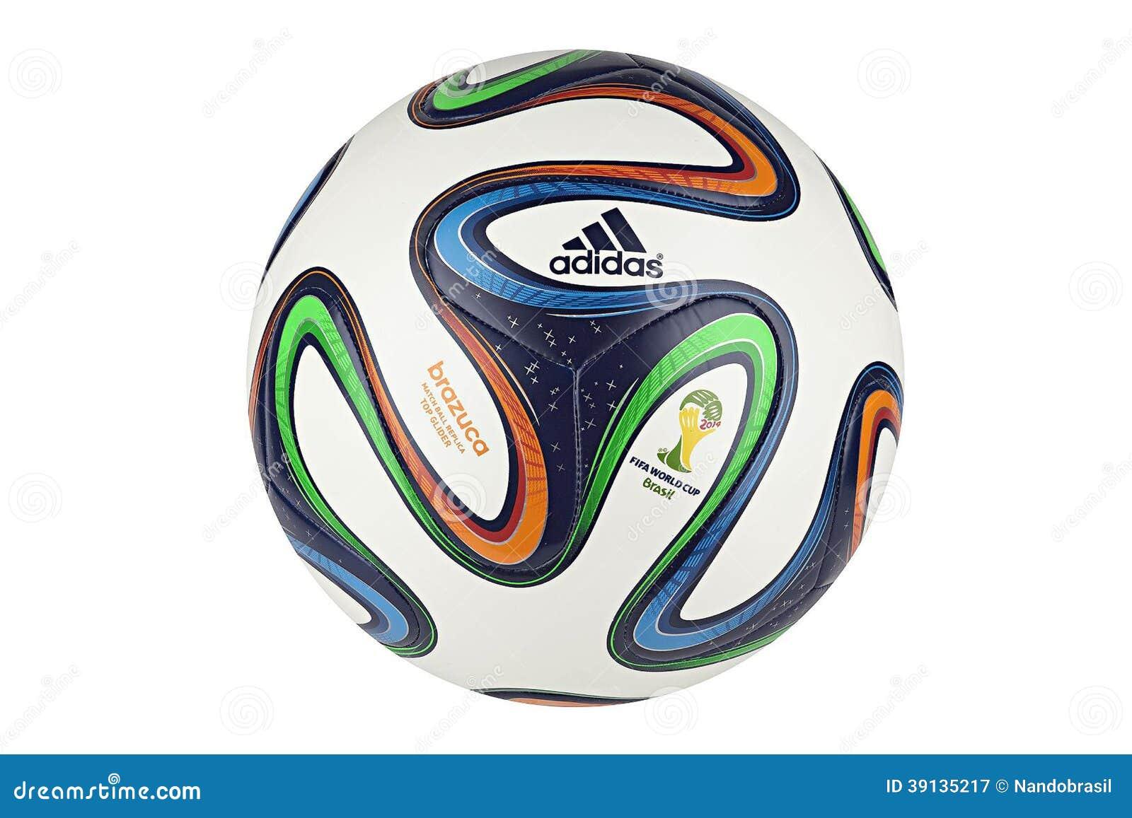 Adidas Brazuca World Cup 2014 Official Matchball
