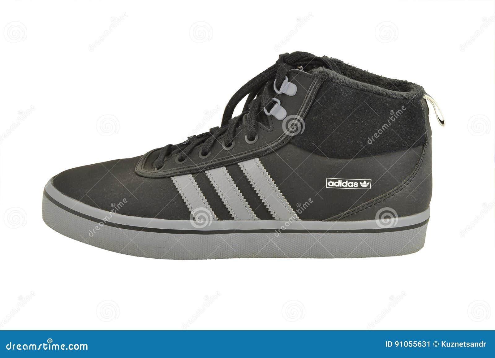 sprzedaż hurtowa nowe promocje moda Adidas buty zdjęcie editorial. Obraz złożonej z firma - 91055631